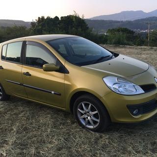 【希少・MT車】Renault ルノー ルーテシア 1.6 20...
