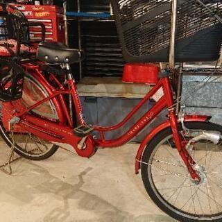 ママフレンド ツインDX 自転車