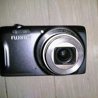 デジカメ12倍 FUJIFILM FINEPIX T-500...