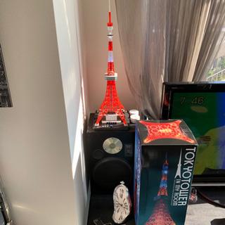 本日お渡し 東京タワー オブジェ1/500