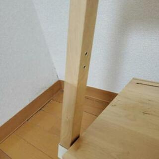 【めっちゃおしゃれ】イケア 木製 飾り棚 - 川崎市
