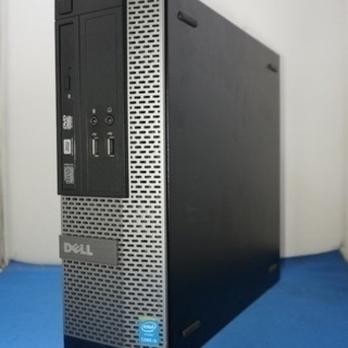 ミニデスク OPTIPLEX改⑩ Core i5 SSD HDD...