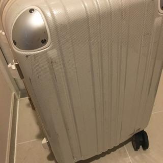 スーツケース3〜4日用