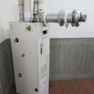 【ネット決済・配送可】ss1408 ノーリツ 石油温水暖房給湯器...