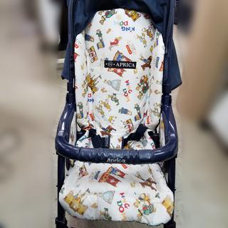 【札幌市内配送可能】訳あり格安 Aprica/アップリカ A型ベビーカー 約2~24ヶ月 ベビー用品  − 北海道