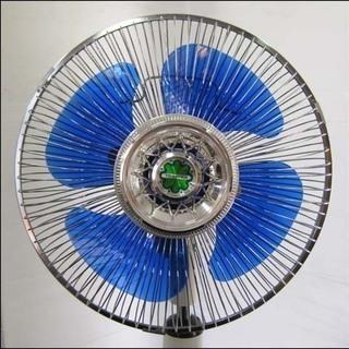 【¥2200-】◆レトロ TOSHIBA 東芝 扇風機 H-30P30 ブルー アンティーク コレクション インテリア - 家電