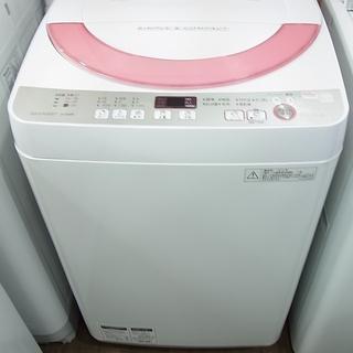 SHARP シャープ 6kg 全自動洗濯機 ES-GE60…