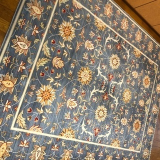 未使用品 絨毯 マット フロア絨毯 ラグ カーペット