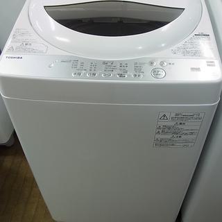 高年式! 東芝 TOSHIBA 5kg 全自動洗濯機 AW-5G...