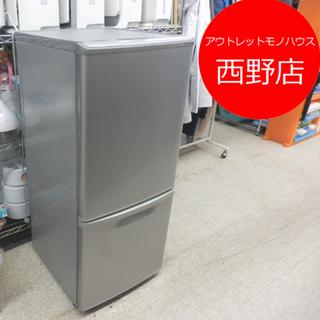 冷蔵庫 138L 2010年製 パナソニック NR-B14…