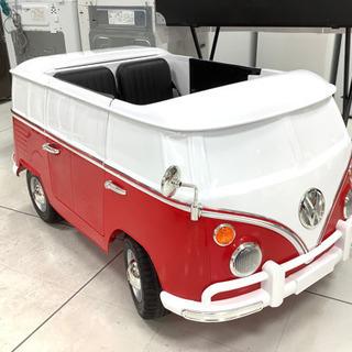 ラジコンカー Volkswagen samba bus【トレジャ...