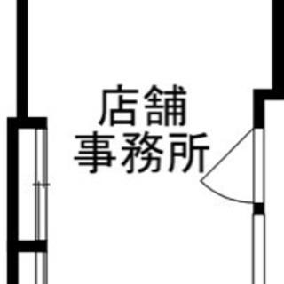 希少駅近1階テナント♫物販、各種事務所に最適です♫早い者勝ちですよ♫