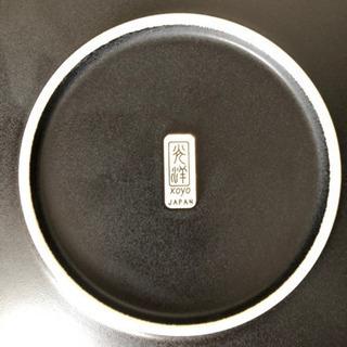 平皿 黒 (合計7枚) - 家電