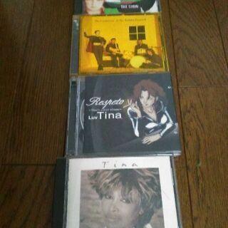 ティナターナー 他 CD 5枚組