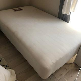 ニトリ マットレスベッドあげます!セミダブル