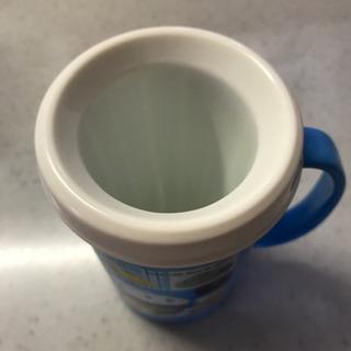 Sanrioしんかんせんくるりんシャーベットカップ - 子供用品