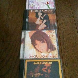 ジョーダンヒル、ジャッキーグラハム、ジャニスジョップリン他 CD
