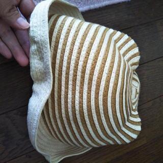 ベビー 麦わら帽子