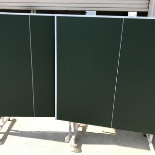 三英/SAN-EI セパレート型卓球台 卓球 卓球台 国際卓球連...