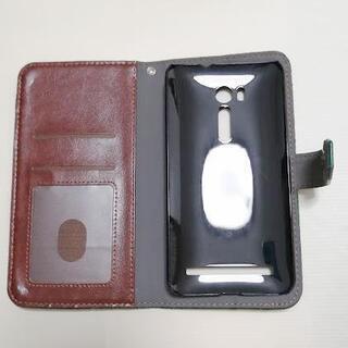 新品 Zenfone Go手帳型スマホケース - 携帯電話/スマホ