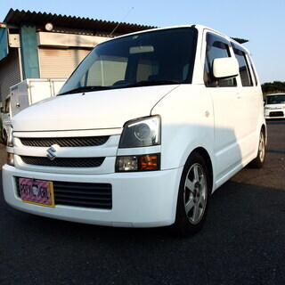 【埼玉県草加市】H19 ワゴンR 8万キロ台 RRヘッドライトL...