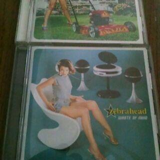 ゼブラヘッド CD 2枚組