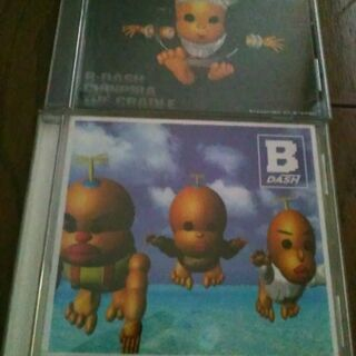 B DASH CD 2枚組