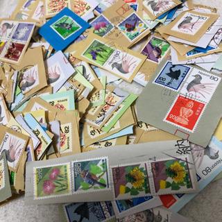 使用済み切手400枚