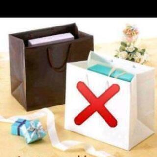 【新品未使用】引き出物やプレゼントなどに】袋 まとめ売り
