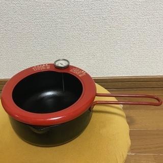 自炊素麺に天ぷらをプラス