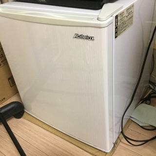 美品!1ドア小型直冷式冷蔵庫 お譲りします