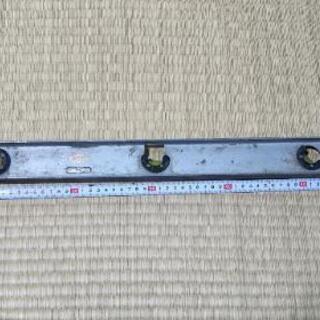 水平器 約61×5×2.5cm
