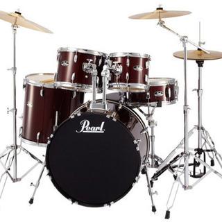 初めてのリズム&ドラム&パーカッション