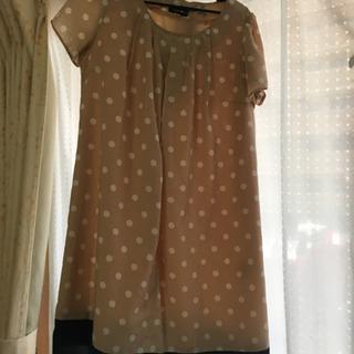 値下げしました】マタニティ-授乳服(ワンピースとトップス)まとめ売り