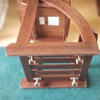 【札幌市内配送可能】ニトリ 学習イス WTN-14  勉強 椅子 子ども用 高さ調節可能 − 北海道