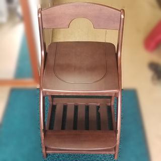 【札幌市内配送可能】ニトリ 学習イス WTN-14  勉強 椅子 子ども用 高さ調節可能 - 札幌市