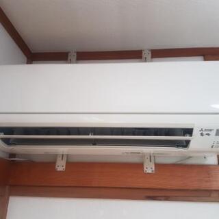 使用期間1年弱 三菱エアコン MSZ-GV2218