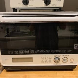 東芝 石窯ドームオーブンレンジ ER-ND300(W)