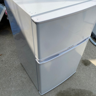 2019年製❗LIMLIGHTリムライト 90L 2ドア冷蔵庫 ...