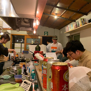 住みびらキッチン ただいま荘。池袋にあるシェアキッチン付きシェアハウスでっすふ - 豊島区
