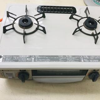 リンナイ ガステーブル 15年式 KGM33NBE ガスコンロ ...