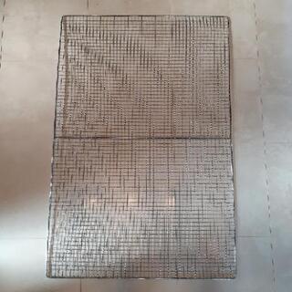 未使用品 大きめ バーベキュー網 60×90cm