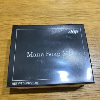 マナソープ MD10 100g ピーリング