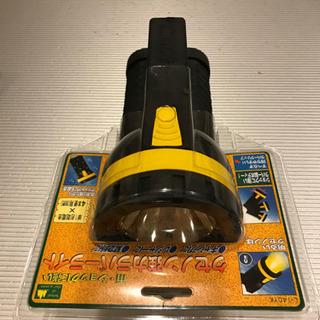 台風シーズン!未使用のクセノン強力ラバーライト売ります