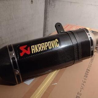 GSX-R600 GSX-R750 アクラポビッチ スリッ…
