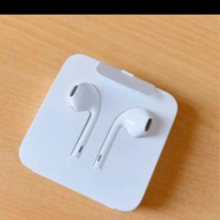 【新品、未使用品】Apple iPhone 純正イヤホン
