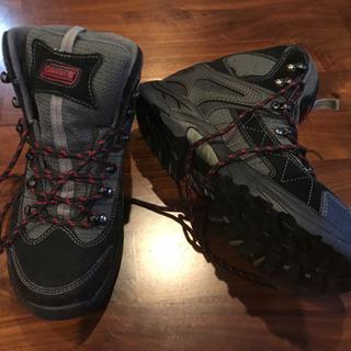 【更にまた値下】Coleman トレッキングシューズ/登山靴、ジ...