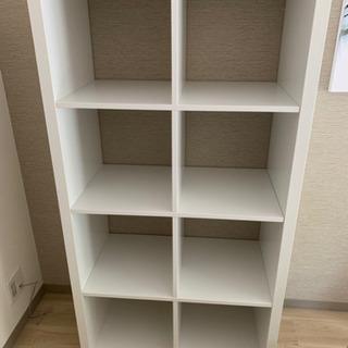 IKEA ホワイト カラックスの画像