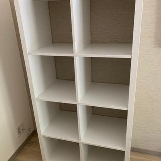 IKEA ホワイト カラックス - 家具
