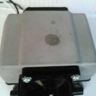 安永 YP 6DU電磁式エアポンプ